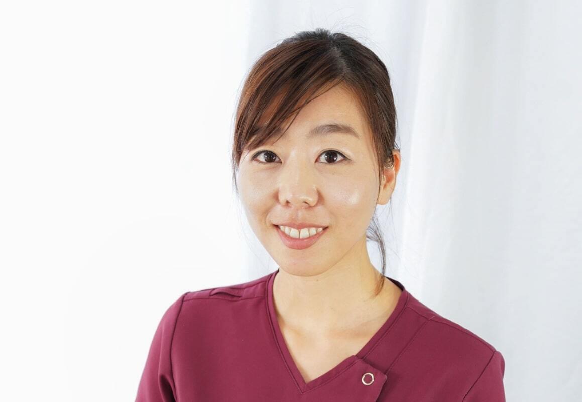 歯科医師 江嵜 若恵