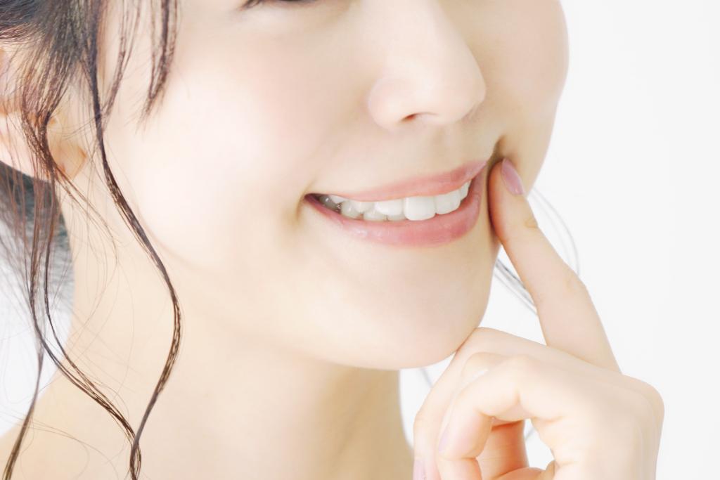 きれいな歯並びは一生の財産です